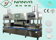Biodegradable Sugarcane Moulding Pulp Equipment Paper Plate Making  Machine