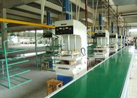 Semi-auto Paper Pulp Molding Equipment Forming Hospital Bedpan / Vomiting Basin