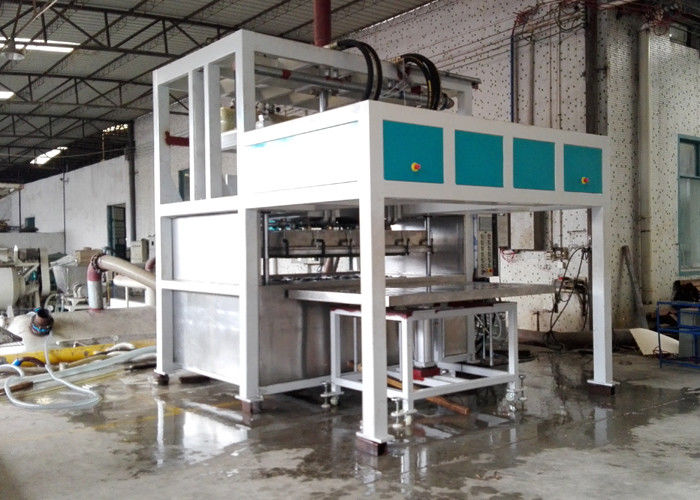 Automatic Box Egg Tray Forming Machinery Multi Layer Drying Line 1400pcs/h