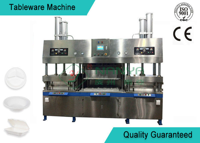Semi Automatic Paper Pulp Molding Machine / Paper Tray Making Machine