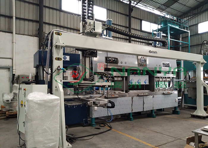 Semiautomatic Production Line for Pulp Molding Tableware 3~4 Ton/Day