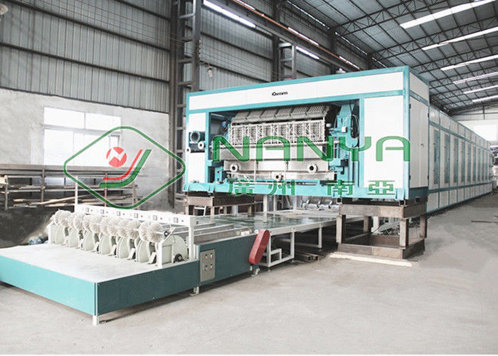 Recycling Paper Rotary 30 Cavity Paper Egg Tray Machine