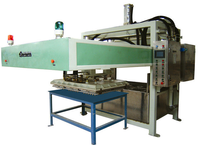 High Efficiency Fruit Paper Tray Making Machine Forming - drying process 2000Pcs/H